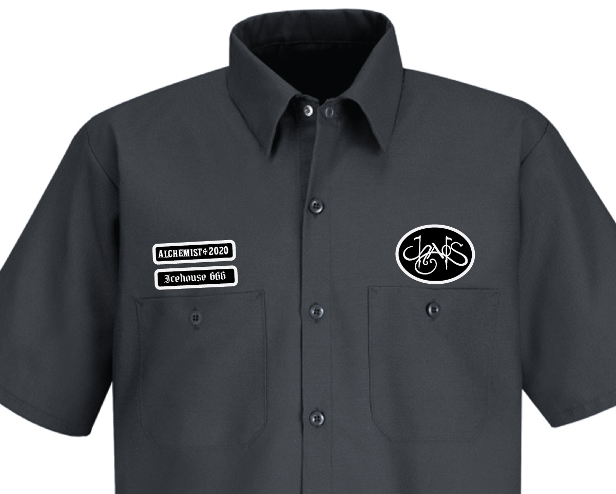 Custom Work Shirt Name Patches